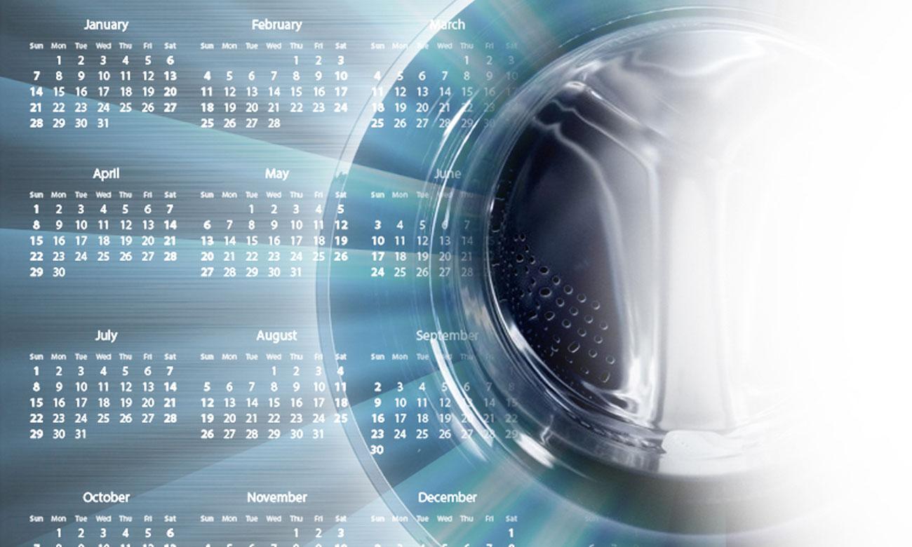 Pranie codzienne w pralce Haier HW100-14636S