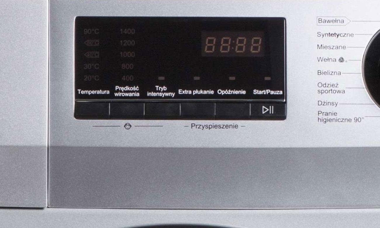 Wyświetlacz LCD w pralce Haier HW70-14636S