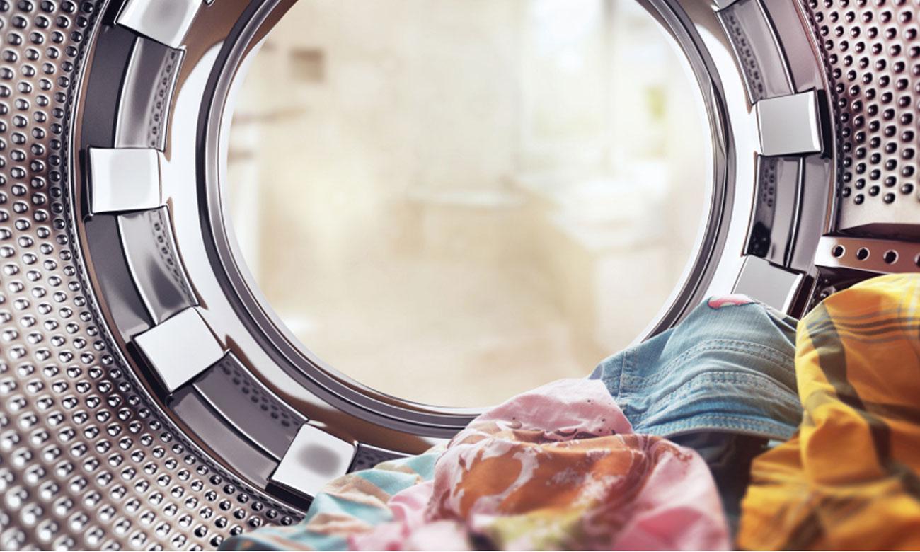 Duża pojemność pralki Haier HWD70-1260CD4