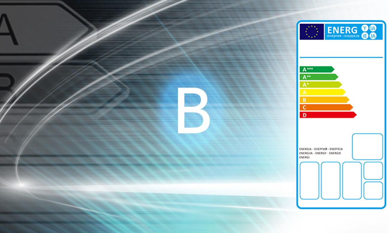 Klasa energetyczna B w pralko-suszarce Haier HWD70-1260CD4