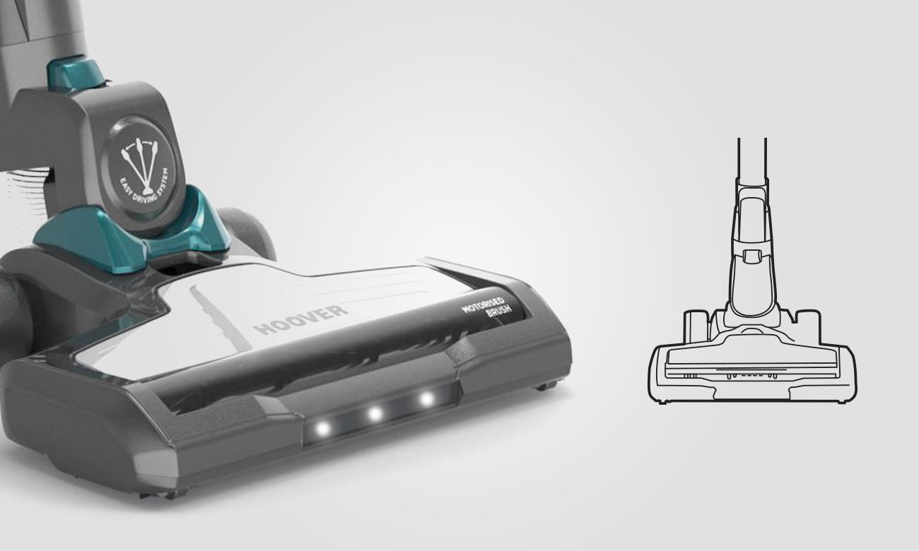 Elektrossawka z podświetleniem LED