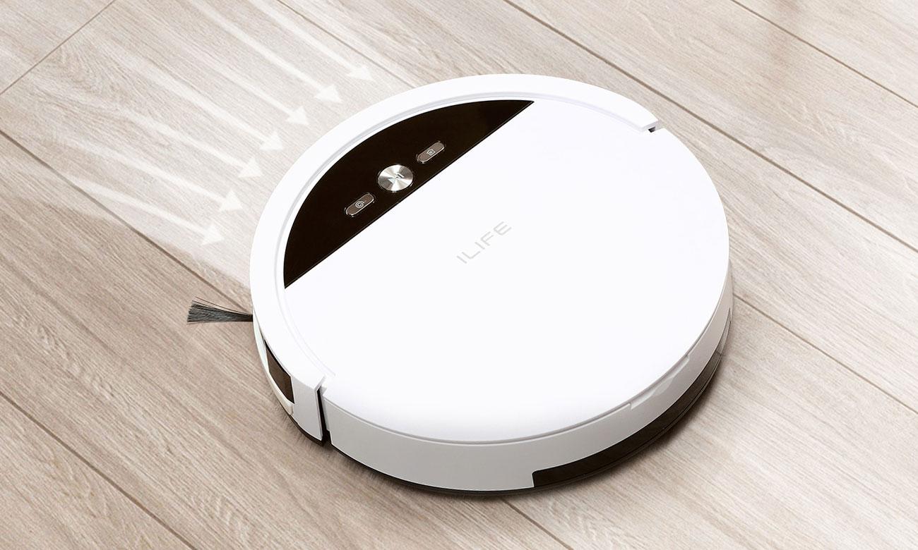 Automatyczny robot sprzątający Ilife V4