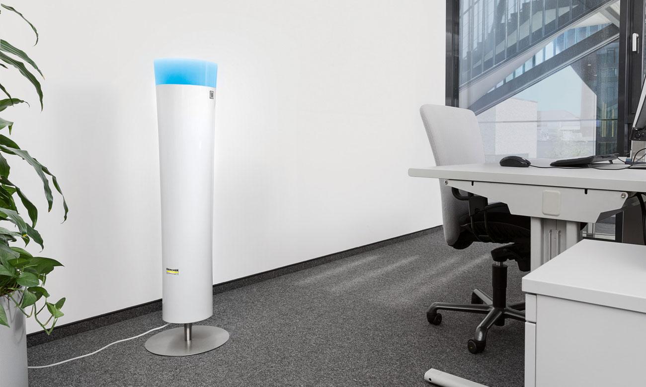 Oczyszczacz powietrza Karcher AFG 100 1.024-800.0 biały