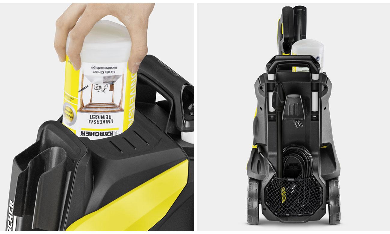 Myjka wysokociśnieniowa Karcher K 5 Full Control Splash Guard 1.324-514.0