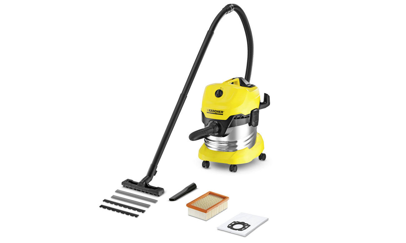 Odkurzacz uniwersalny Karcher WD 4 Premium 1.348-151.0