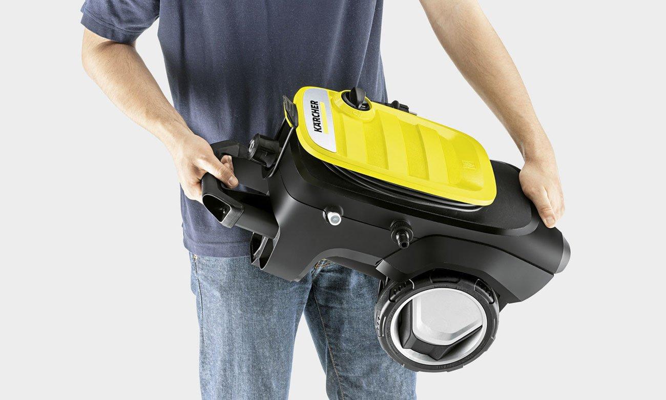 Myjka wysokociśnieniowa Karcher K 7 Compact 1.447-050.0
