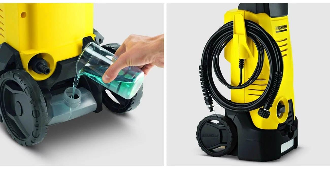 Myjka wysokociśnieniowa Karcher K 3 Car&Home 1.601-820.0