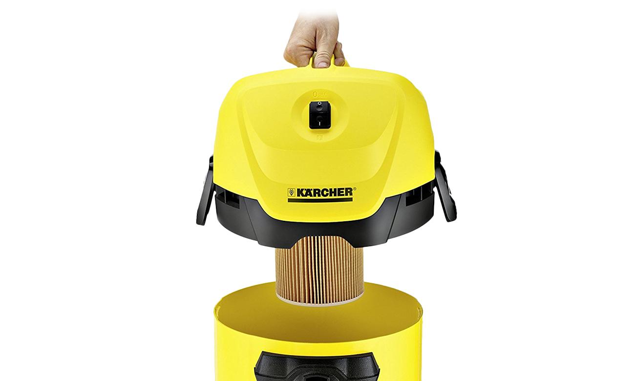 Odkurzacz Karcher WD 3 Fireplace Kit 1.629-804.0