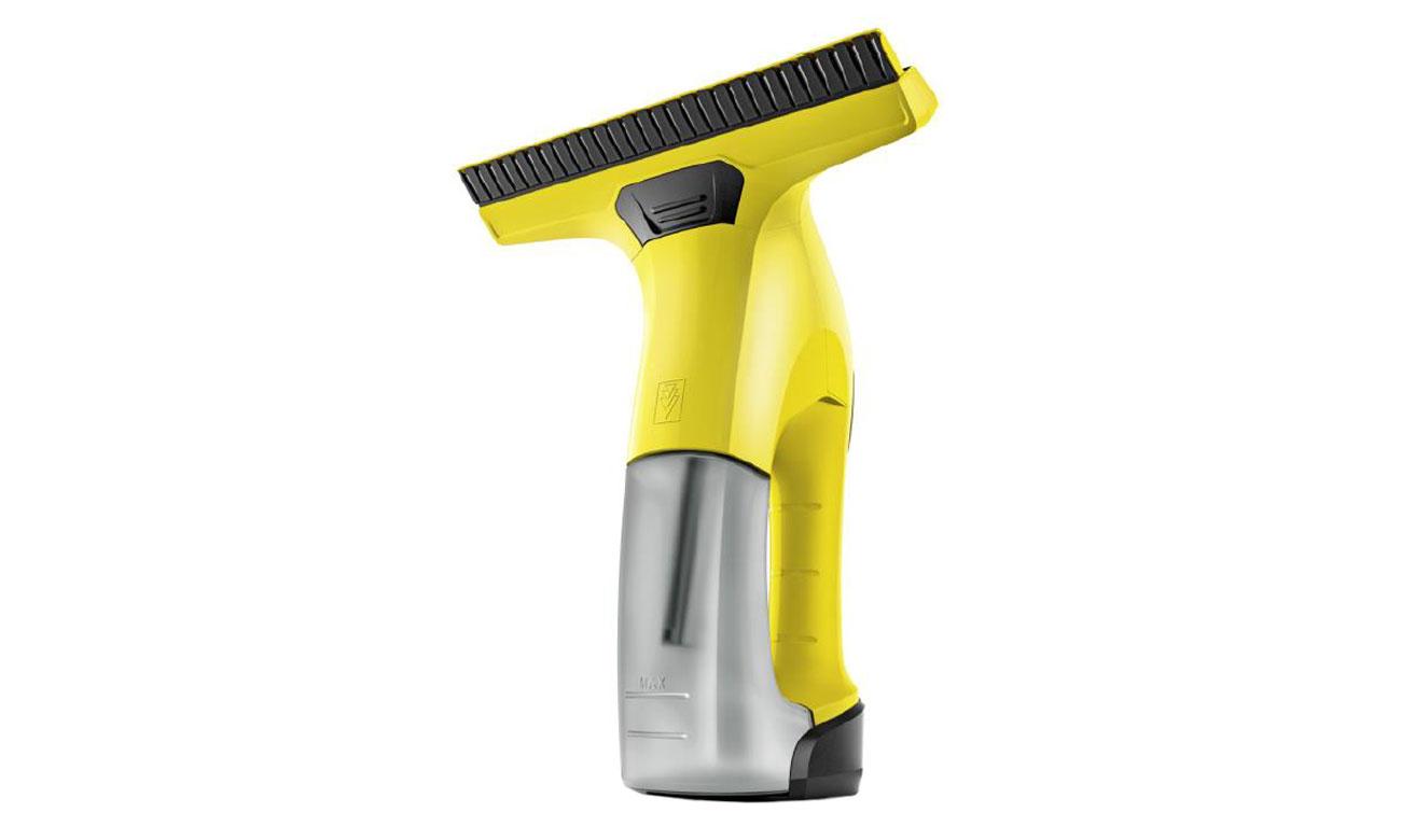 długi czas pracy bezprzewodowej myjki Karcher WV 6 Plus