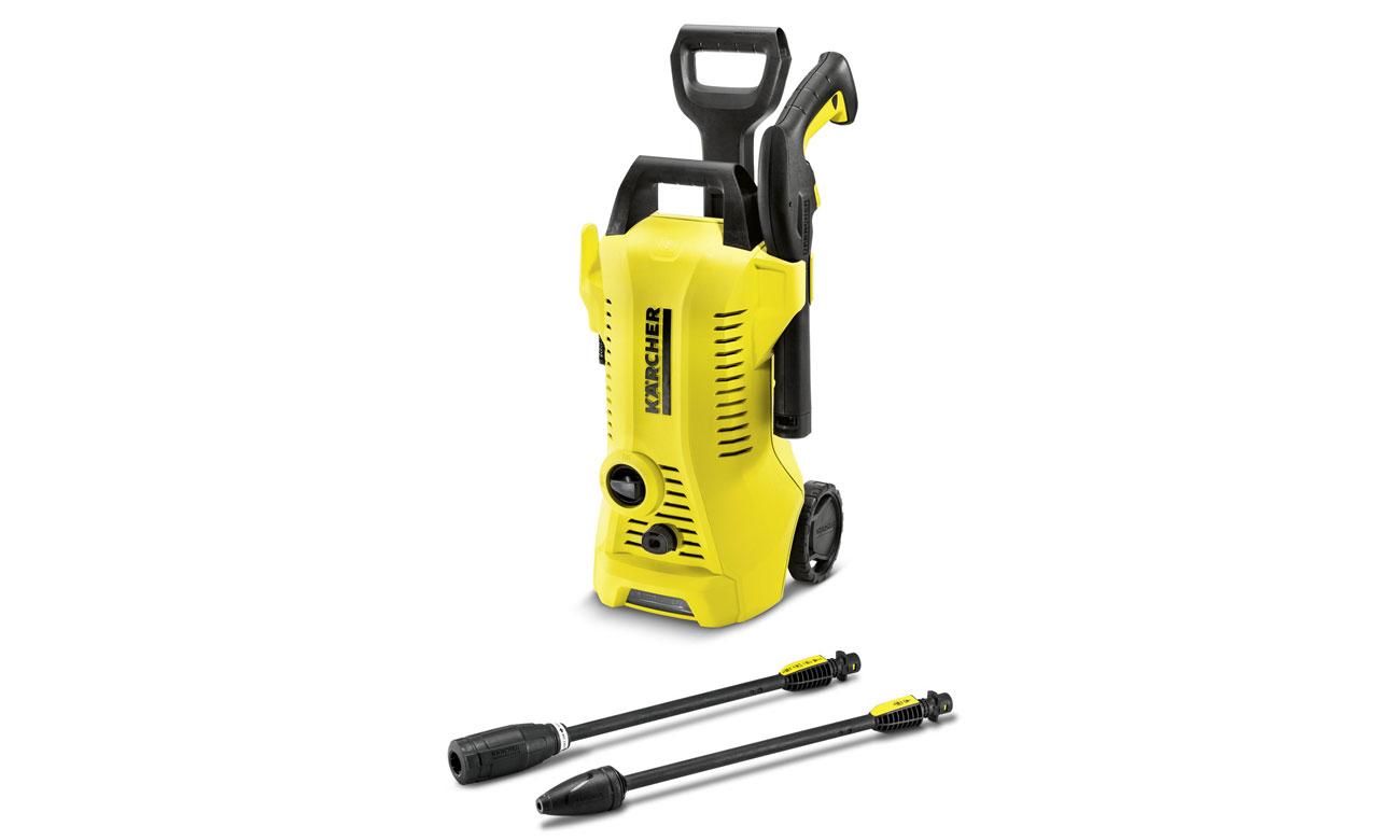 Myjka wysokociśnieniowa Karcher K 2 Premium Full Control 1.673-420.0