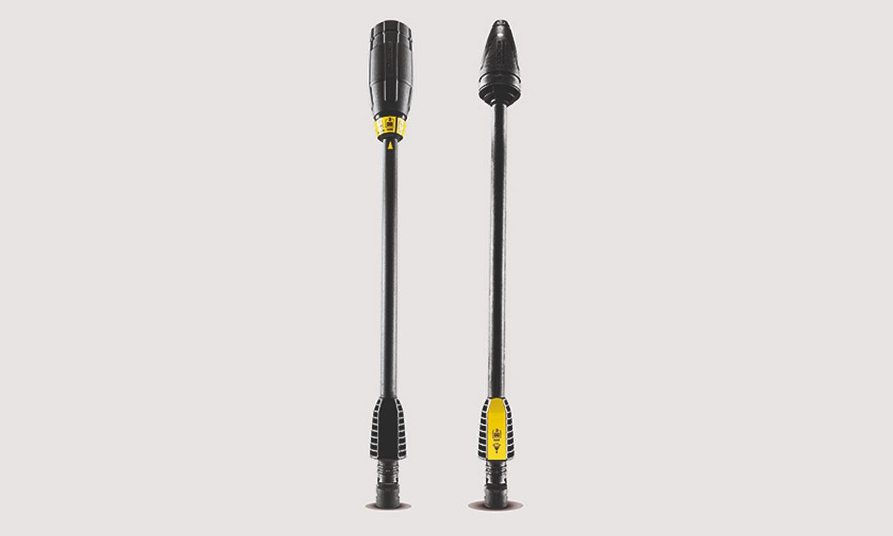 Myjka Karcher K 2 Premium Full Control ma w zestawie dwie lance