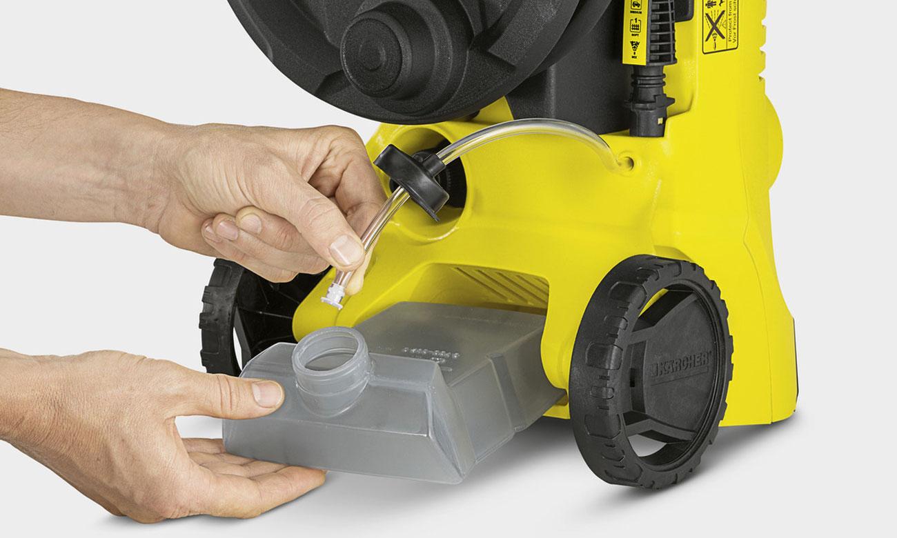 Myjka wysokociśnieniowa Karcher K 3 Full Control Home T150 1.676-022.0