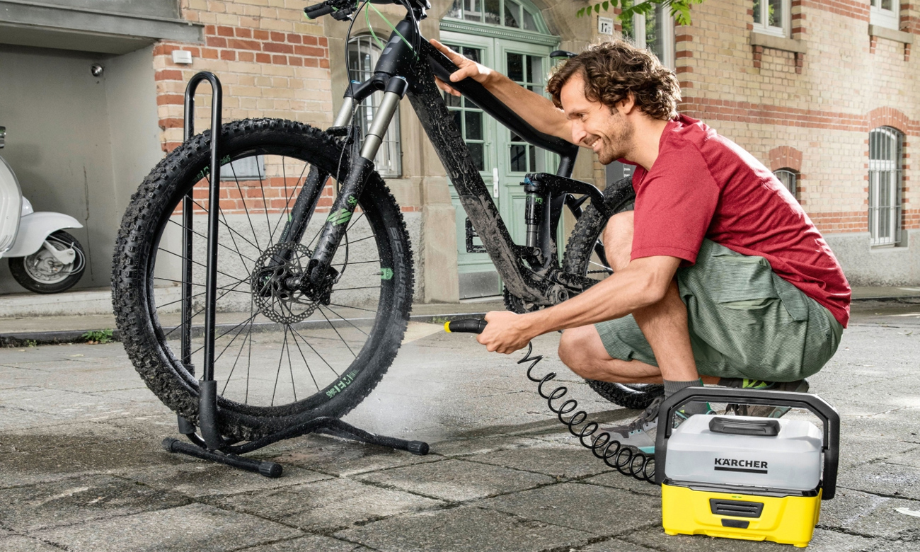 Karcher Mobile Outdoor Cleaner OC 3 + Bike 1.680-003.0