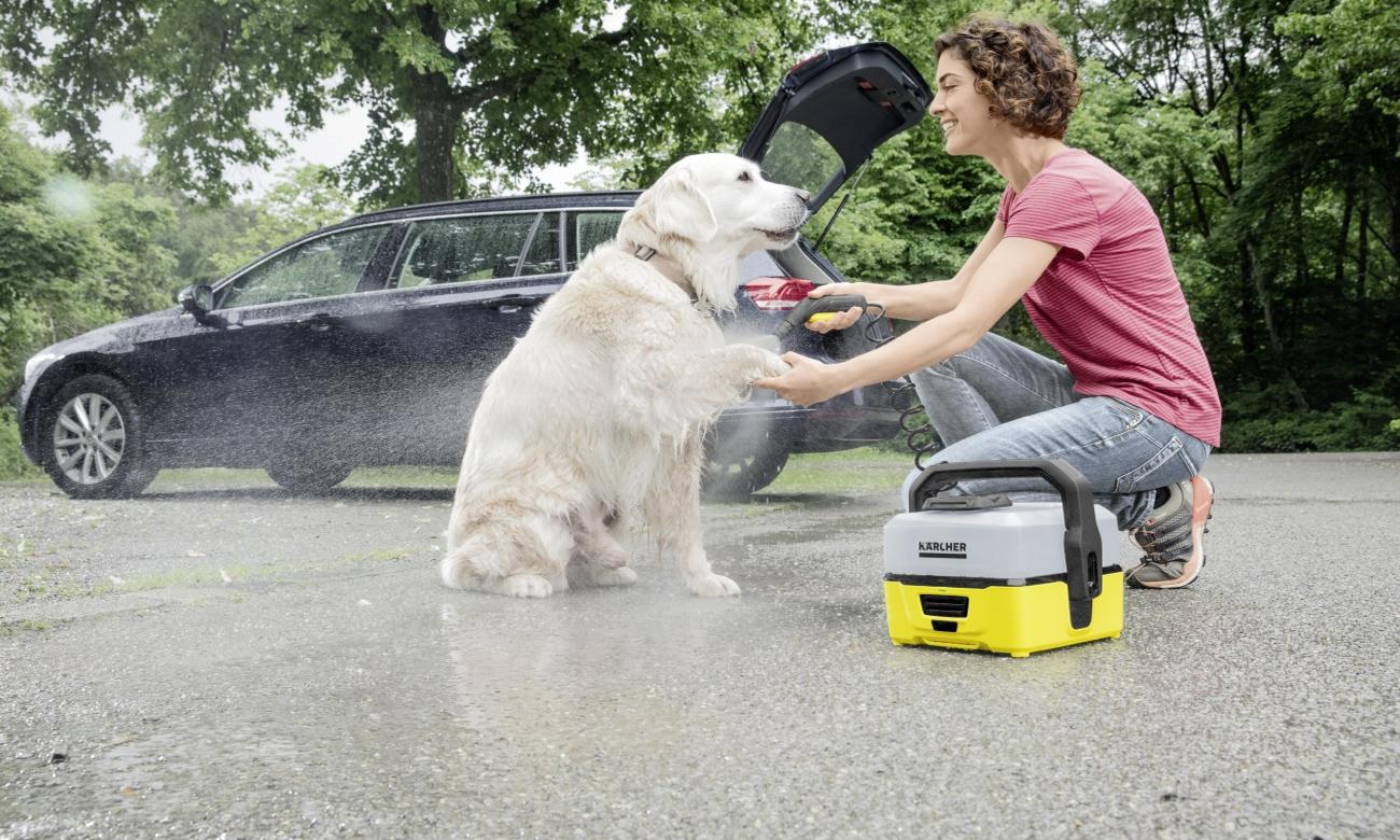 Mobile Outdoor Cleaner OC 3 + Pet 1.680-004.0