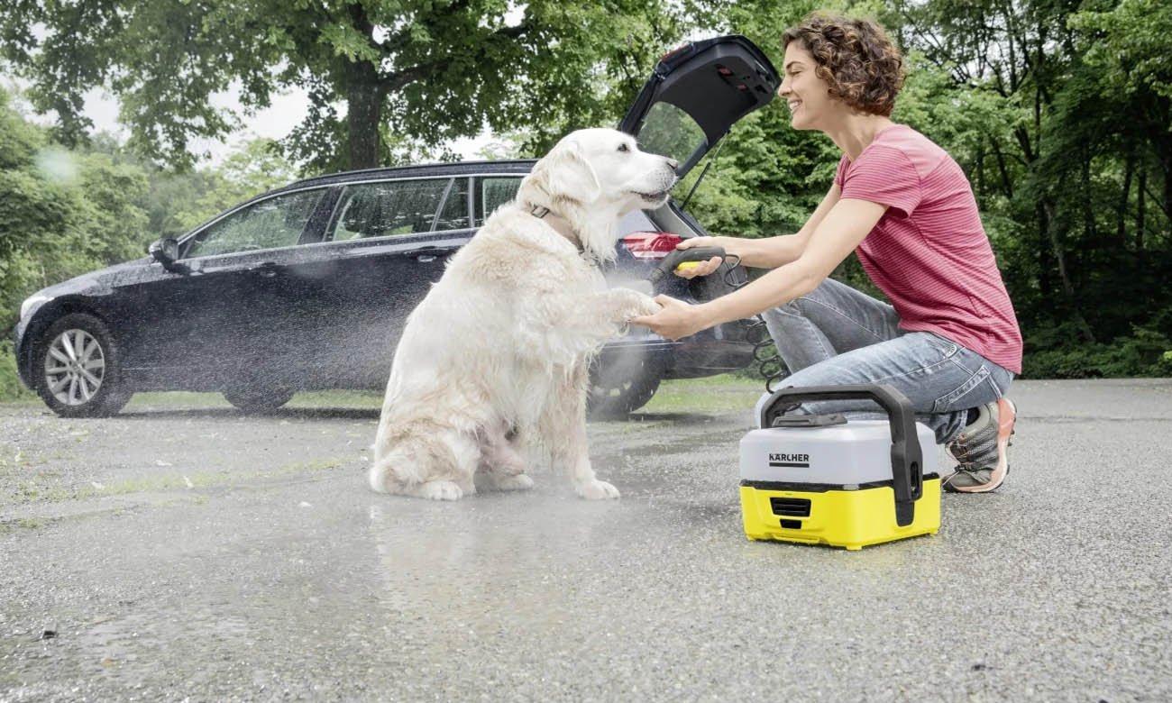 Przenośna myjka ciśnieniowa Karcher OC 3 1.680-015.0