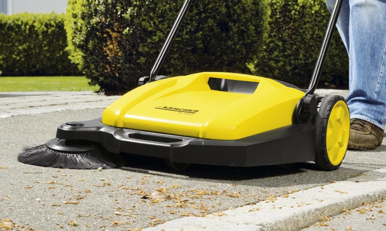 Zamiatarka Karcher S 550 1.766-200.0
