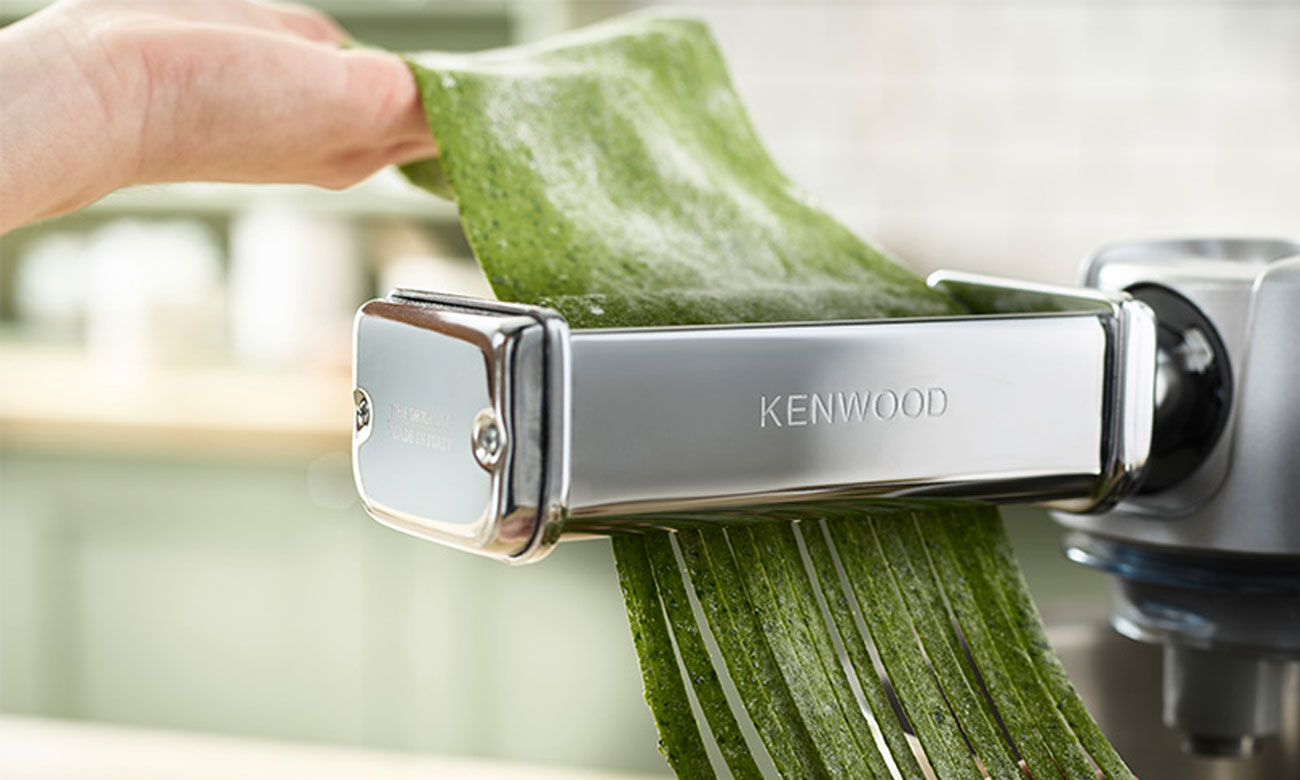 Kenwood Wykrojnik do makaronu fetuccine (6,5 mm) - do robotów KVL, KVC, KCC - KAX981ME