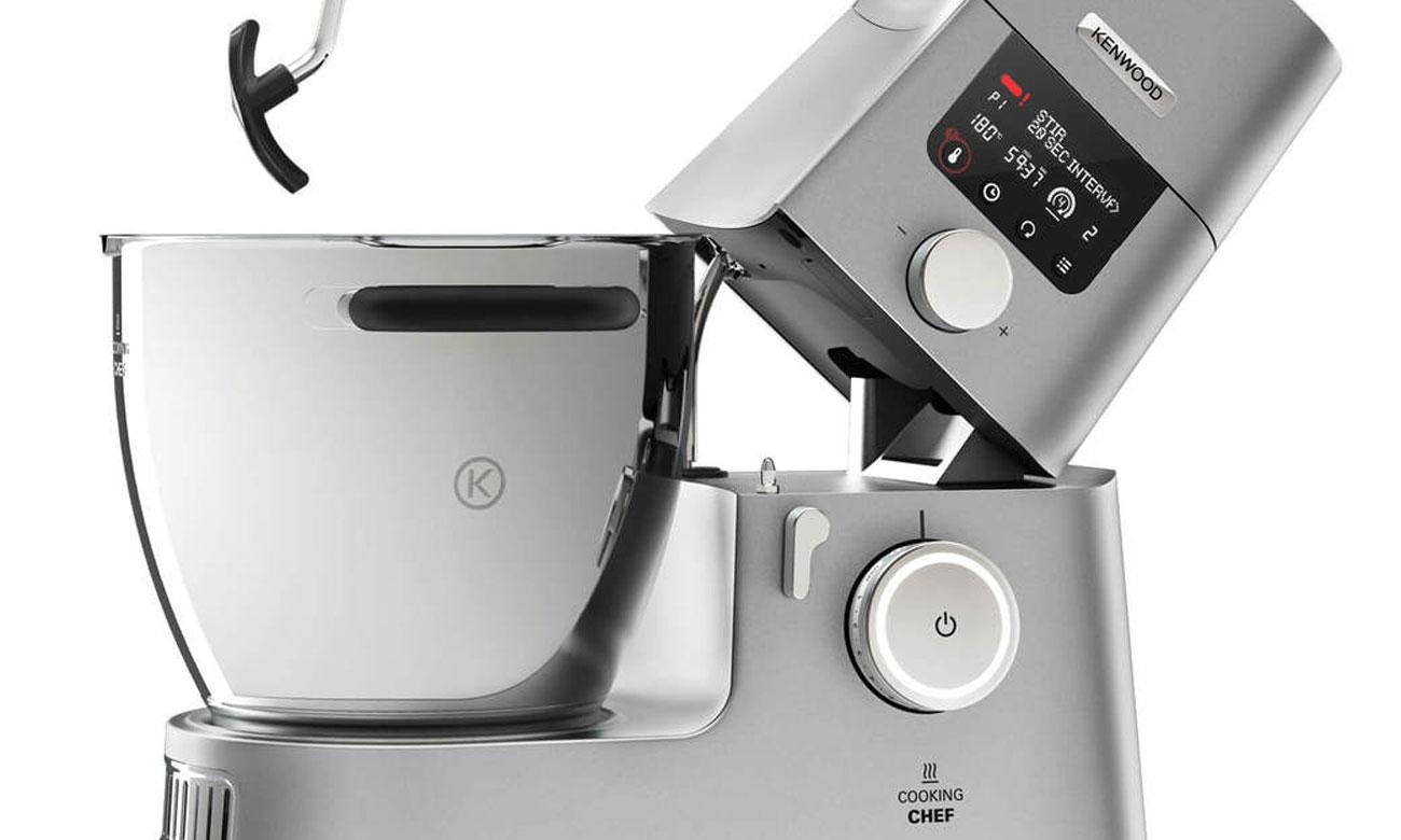 Robot planetarny wieloczynnościowy Kenwood Cooking Chef KCC9040