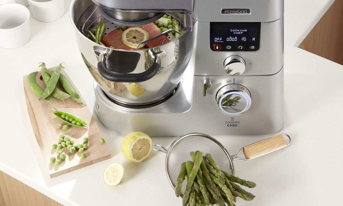 Robot kuchenny planetarny Kenwood Cooking Chef KCC9040