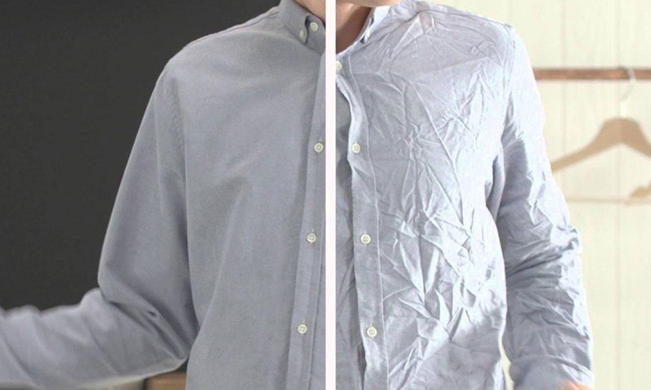 Ubrania bez zagnieceń w pralce LG F0J5WN3W