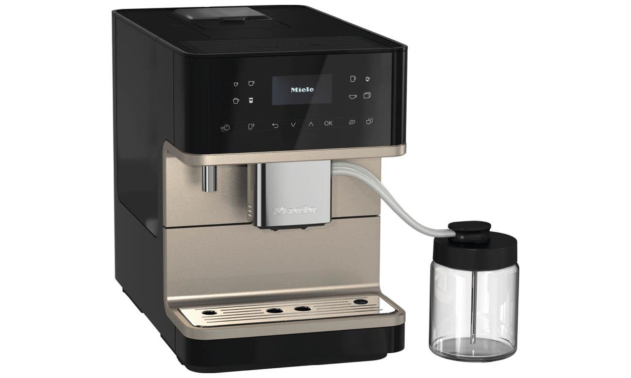 Ekspres do kawy Miele CM 6360 Black