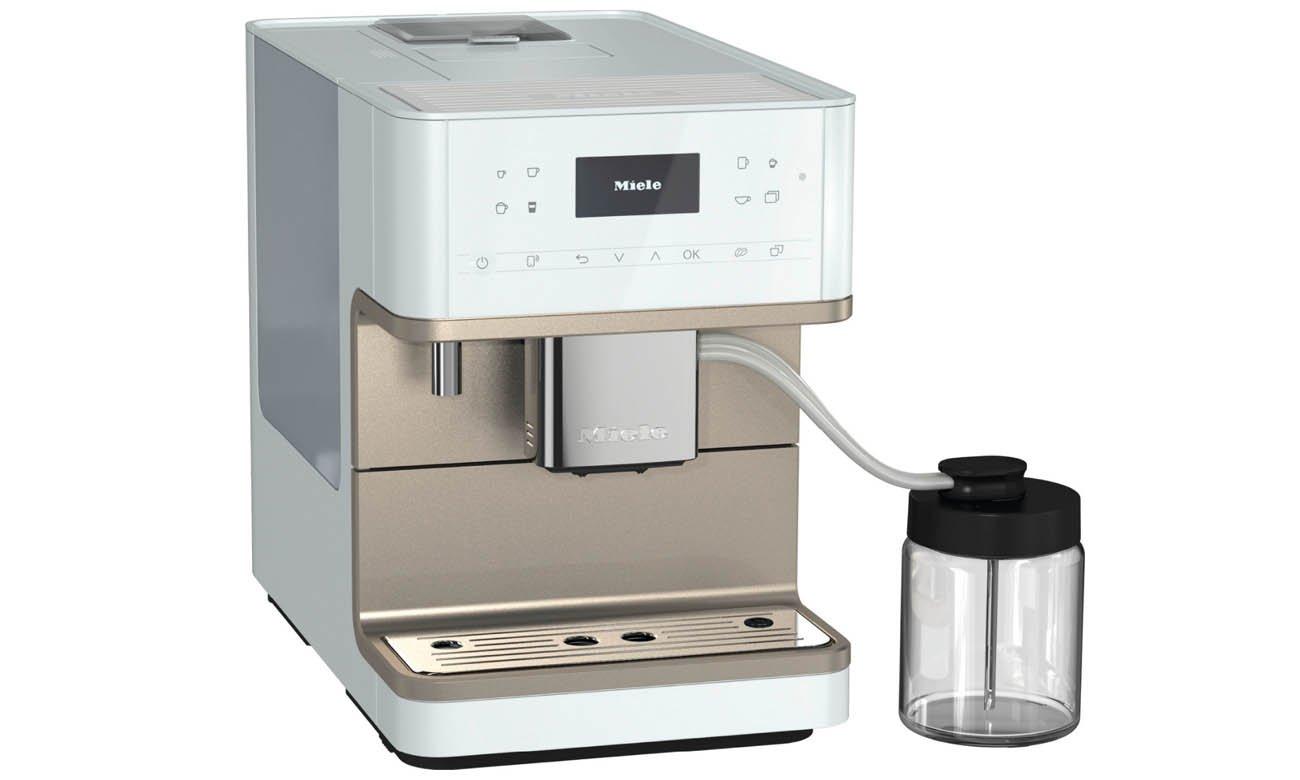 Ekspres do kawy Miele CM 6360 White