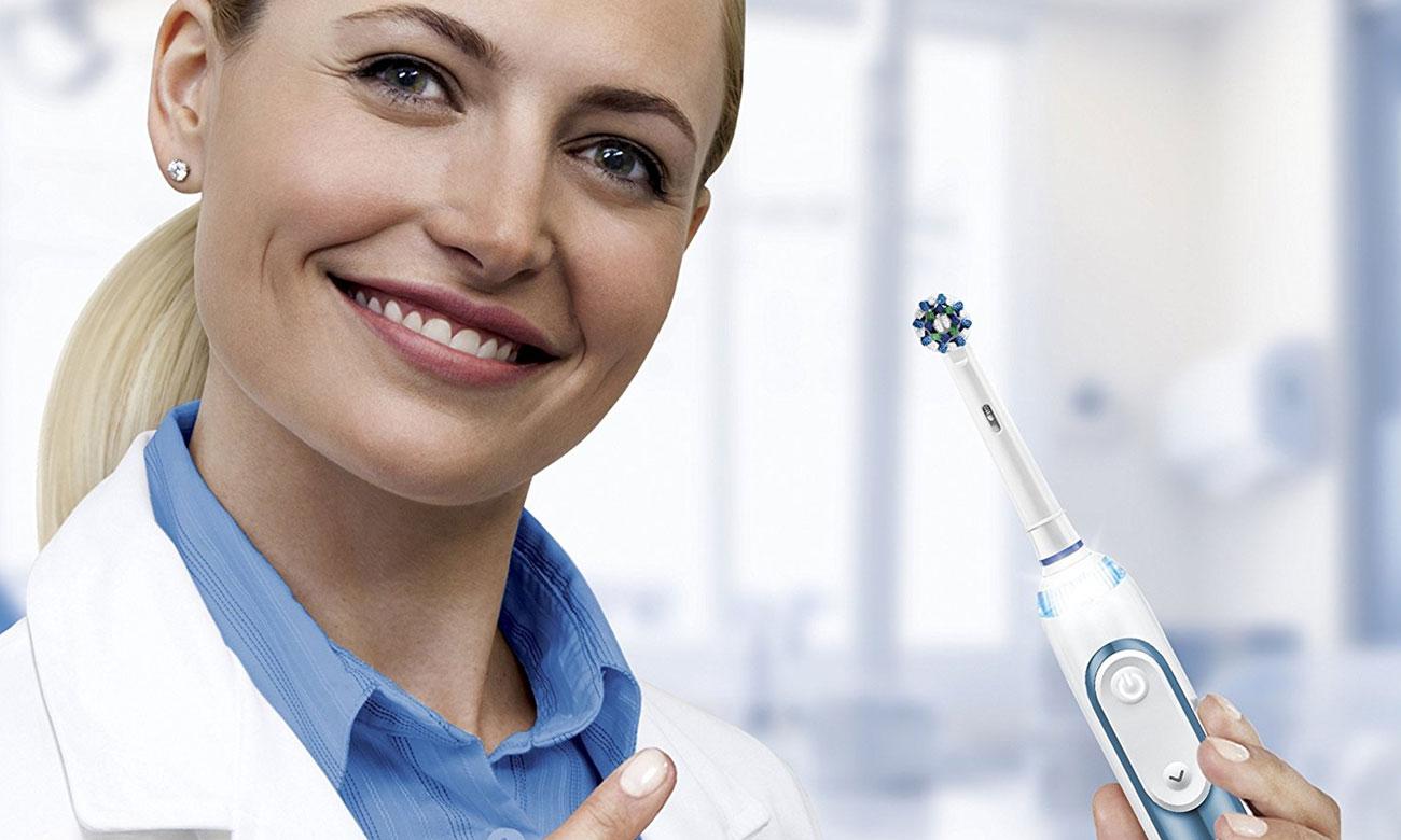 Szczoteczka elektryczna Oral-B Smart 6 6100S