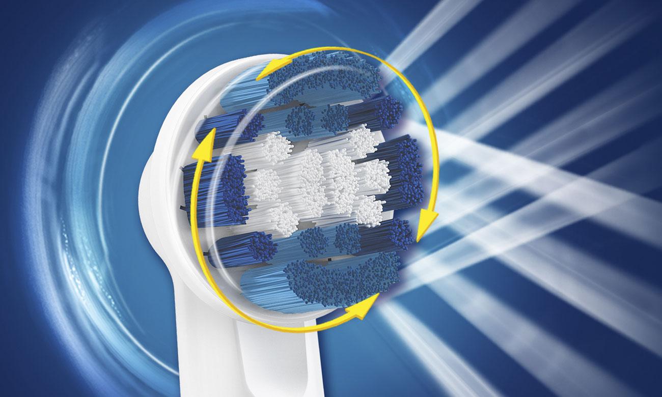 Końcówki do szczoteczki Oral-B Precision Clean EB20-4+2