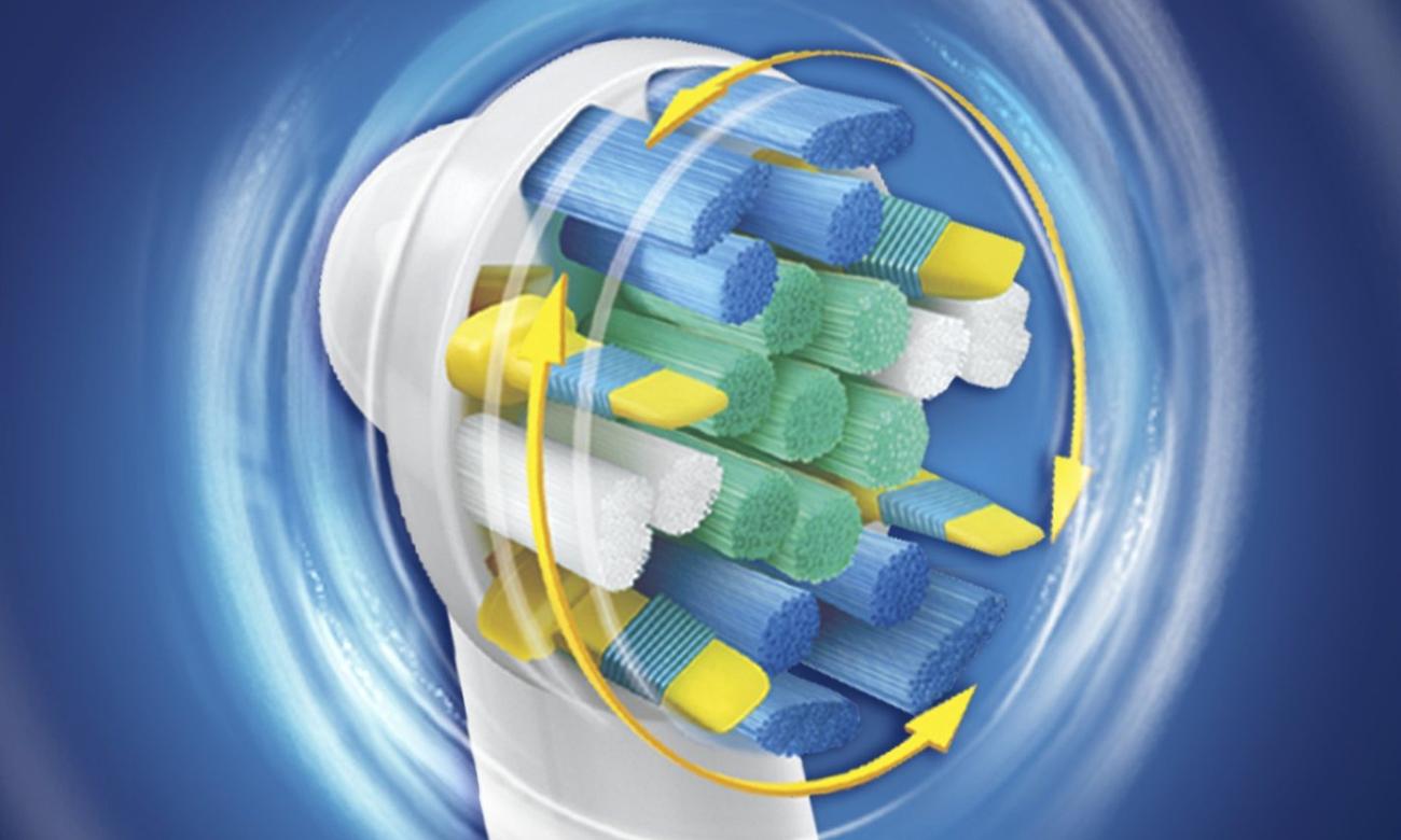 Końcówka Oral-B Floss Action EB25-4