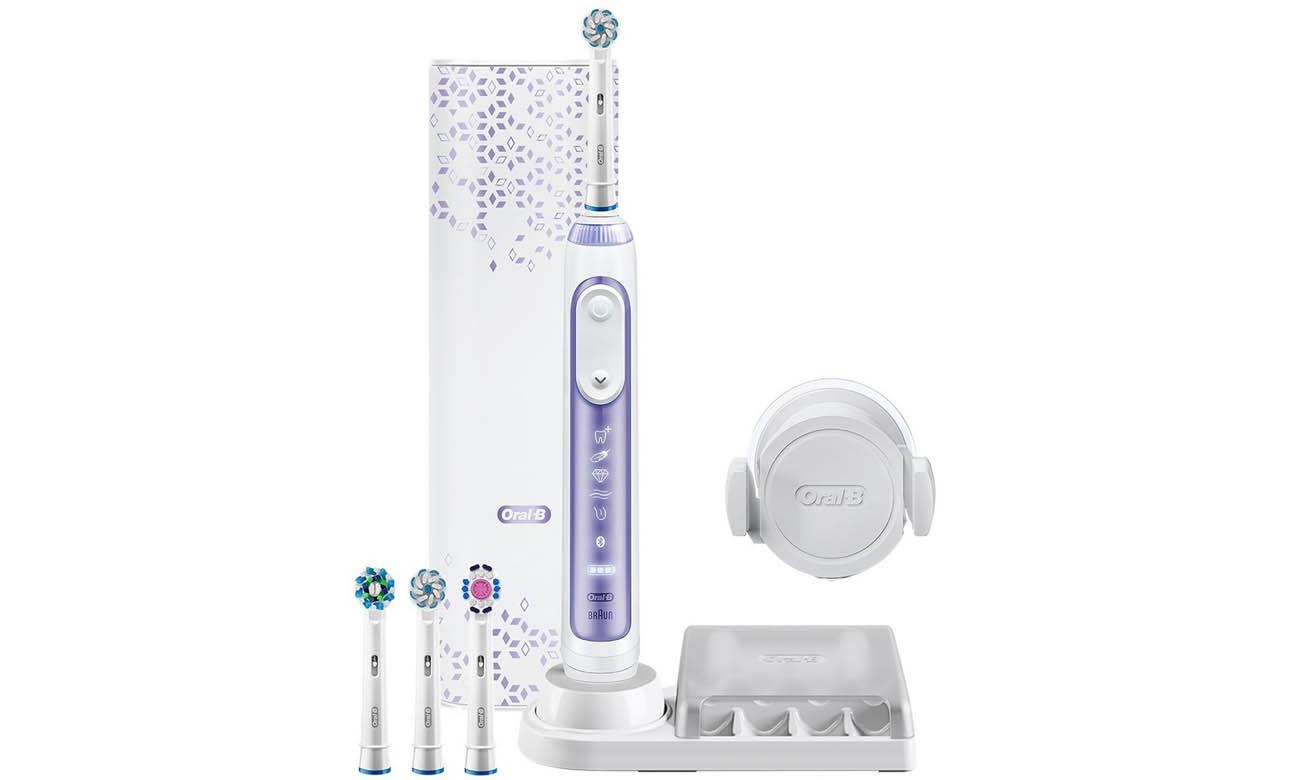 Szczoteczka elektryczna Oral-B 10000N Orchid Purple