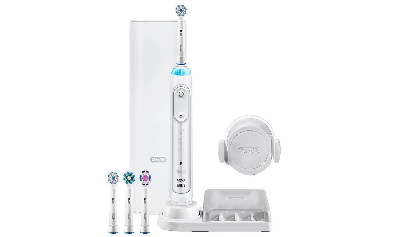 Szczoteczka elektryczna Oral-B 10000N White