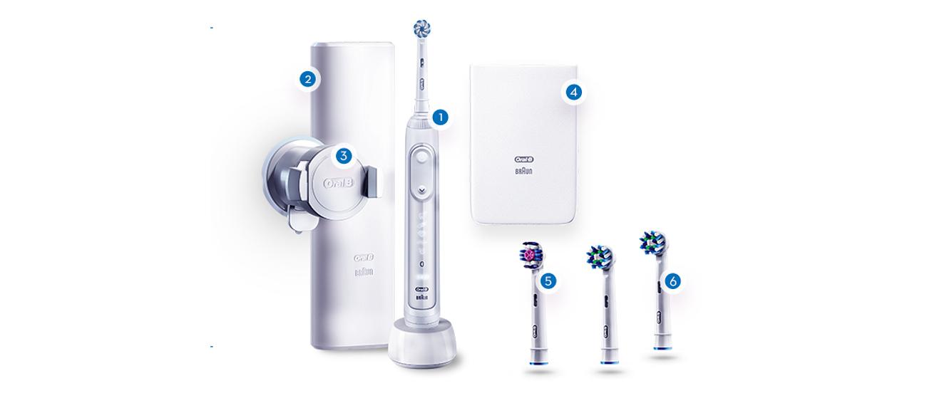 Szczoteczka elektryczna Oral-B 10200 WT