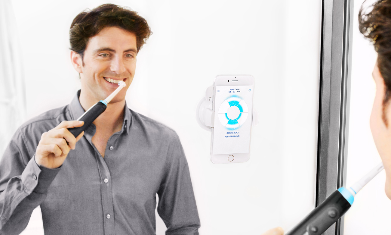 Szczoteczka elektryczna z timerem Oral-B Genius 9000 Black