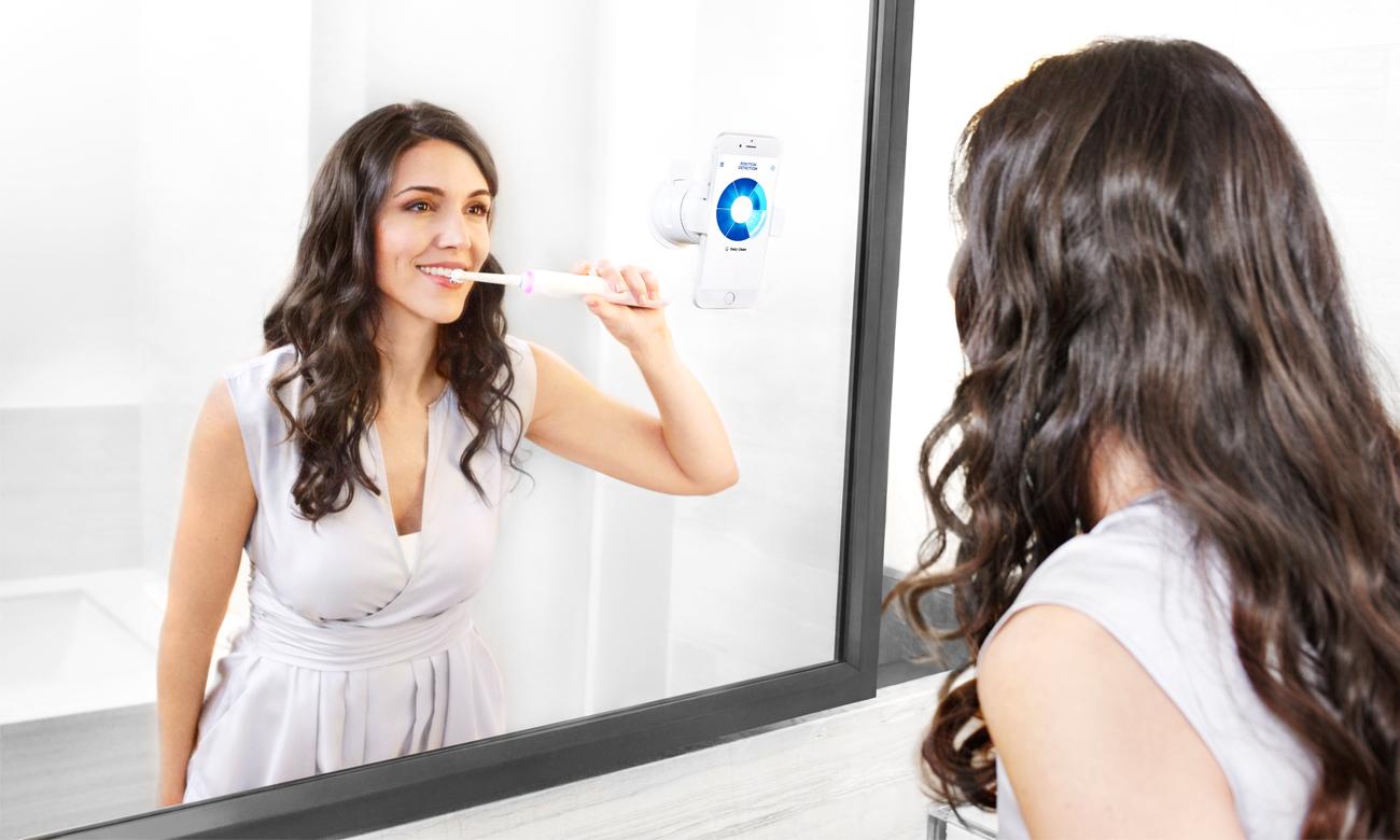 Szczoteczka elektryczna z Bluetooth Oral-B Genius 9200 White