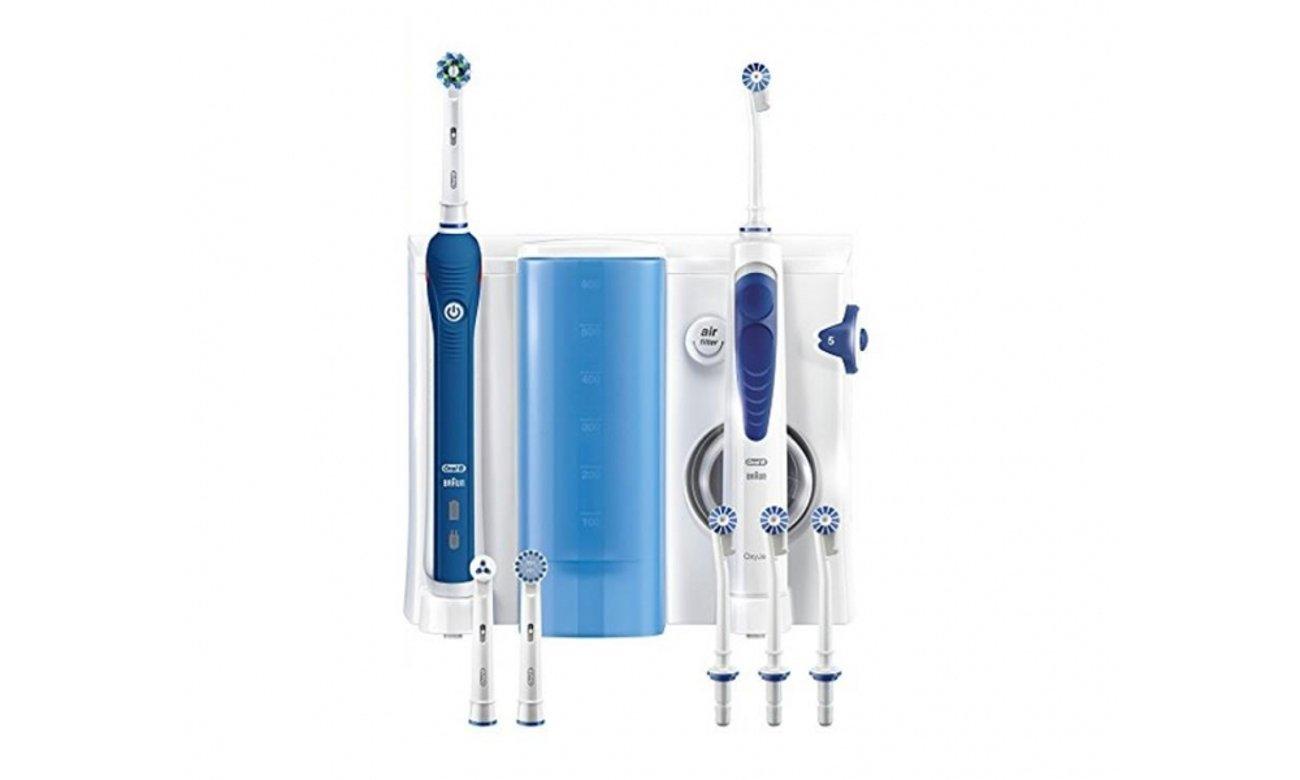 ikona Szczoteczka Oral-B Oxyjet + Pro 2000
