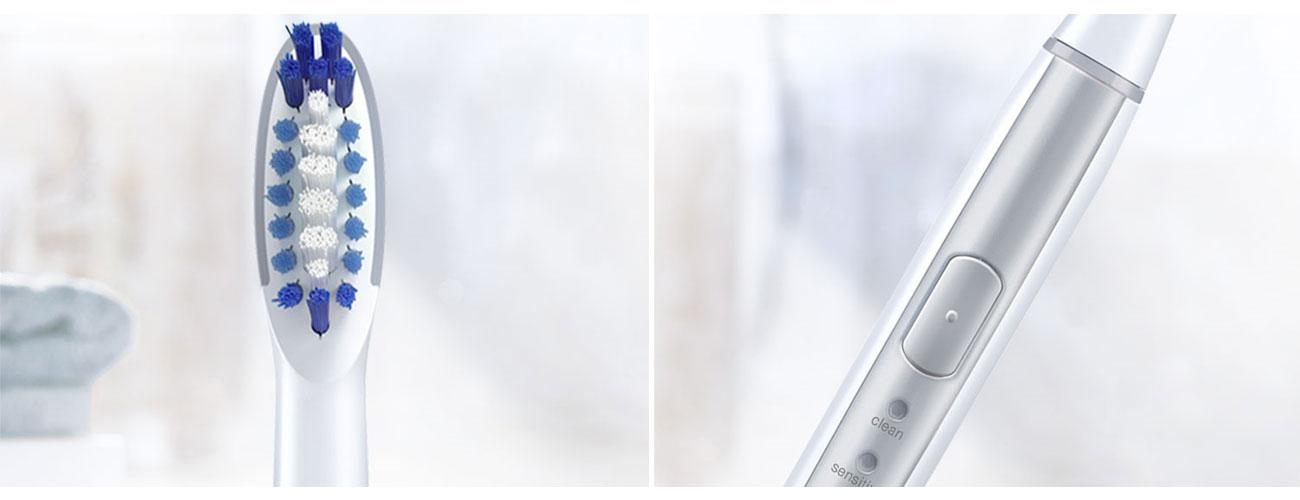 Szczoteczka soniczna Oral-B Pulsonic SlimOne 1000