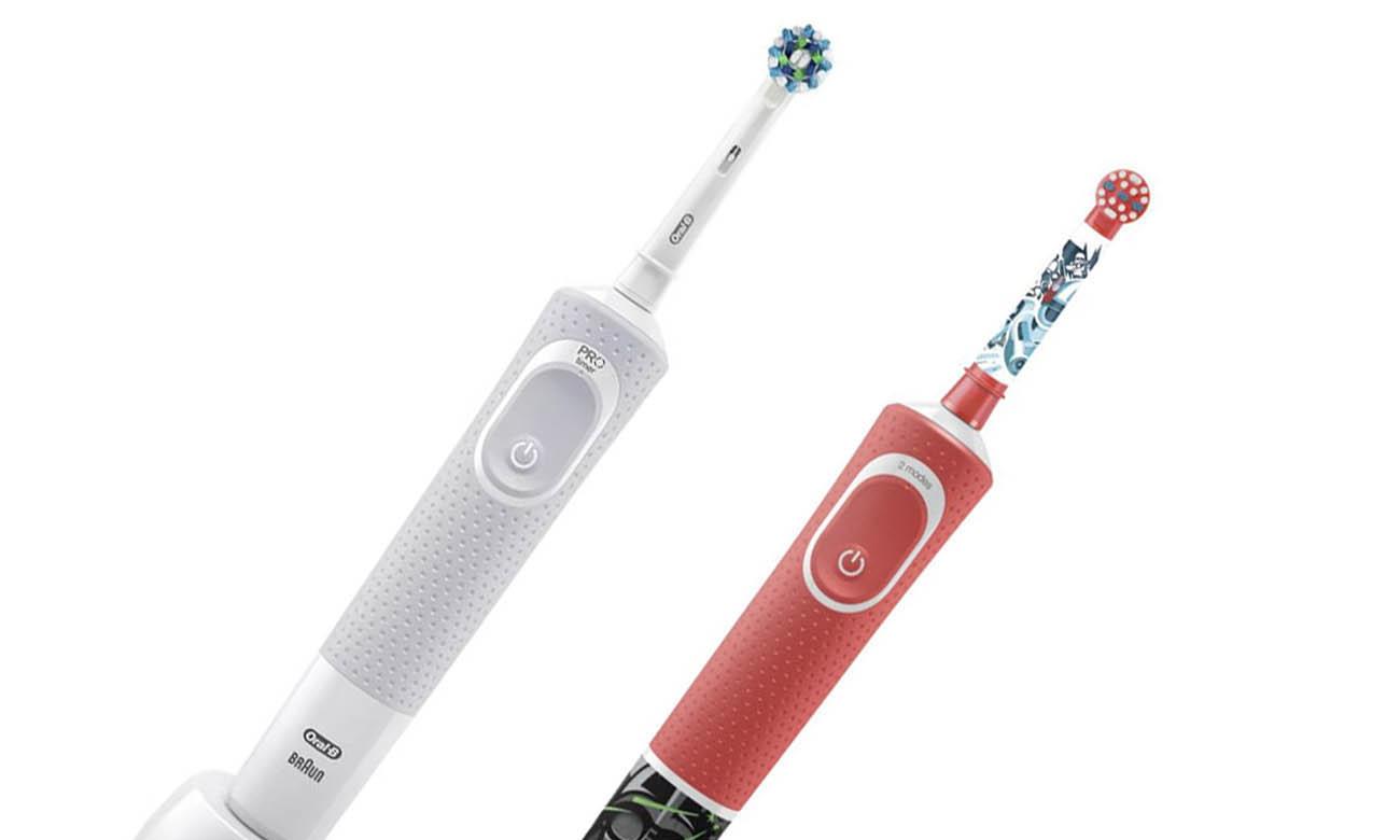 Zestaw szczoteczek Oral-B Vitality 100 + D100 Kids StarWars