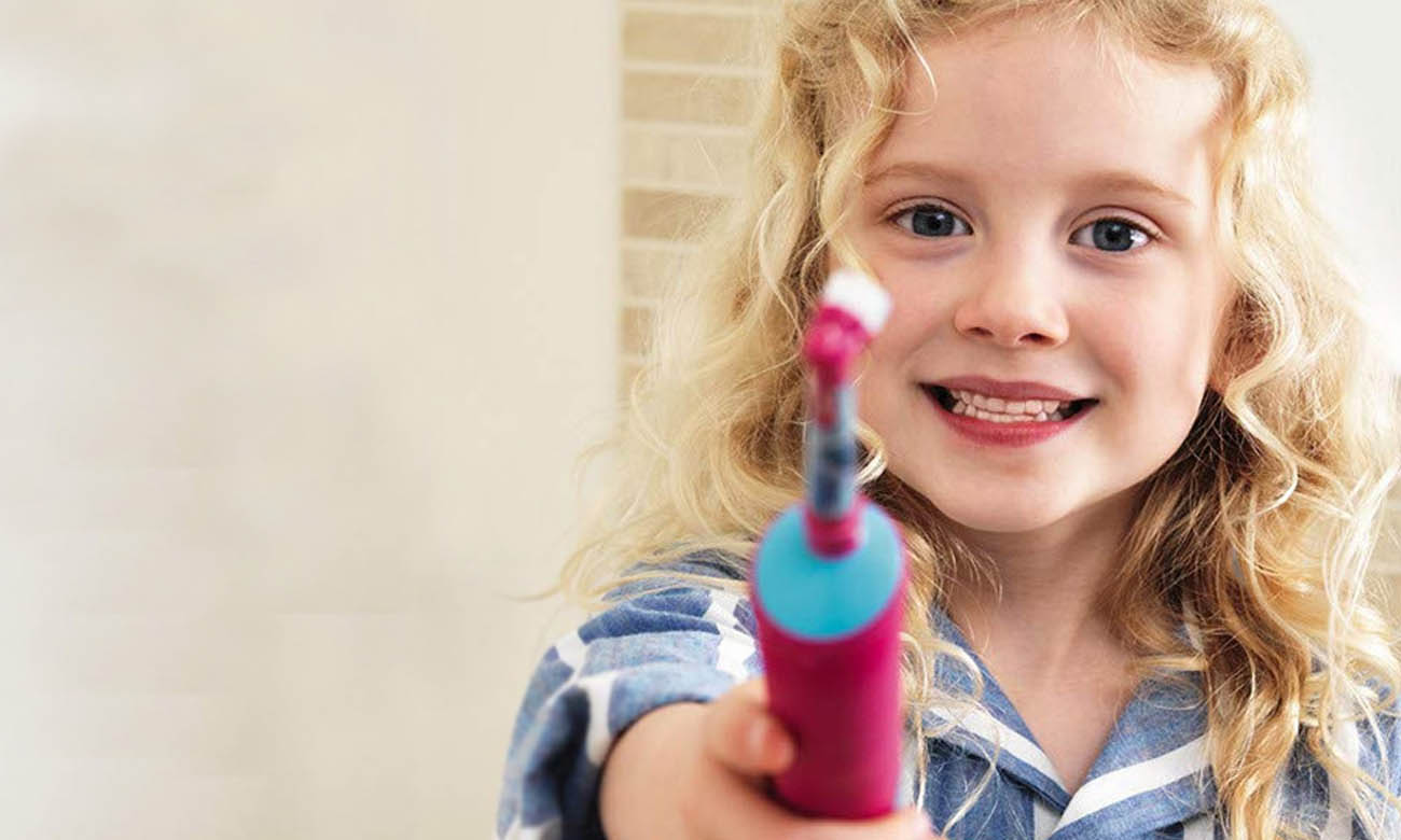 Szczoteczka elektryczna Oral-B Vitality D12 Kids Frozen