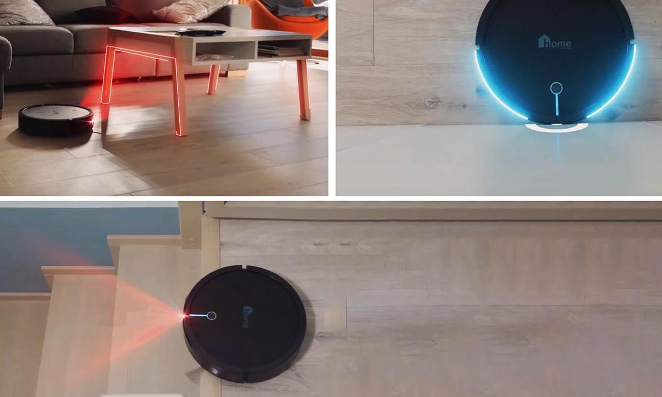Robot sprzątający Overmax Aspiri Robo