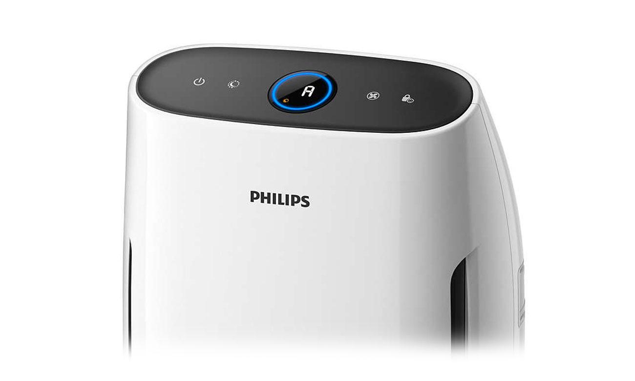 wygodna obsługa Philips AC1217/50 Series 1000