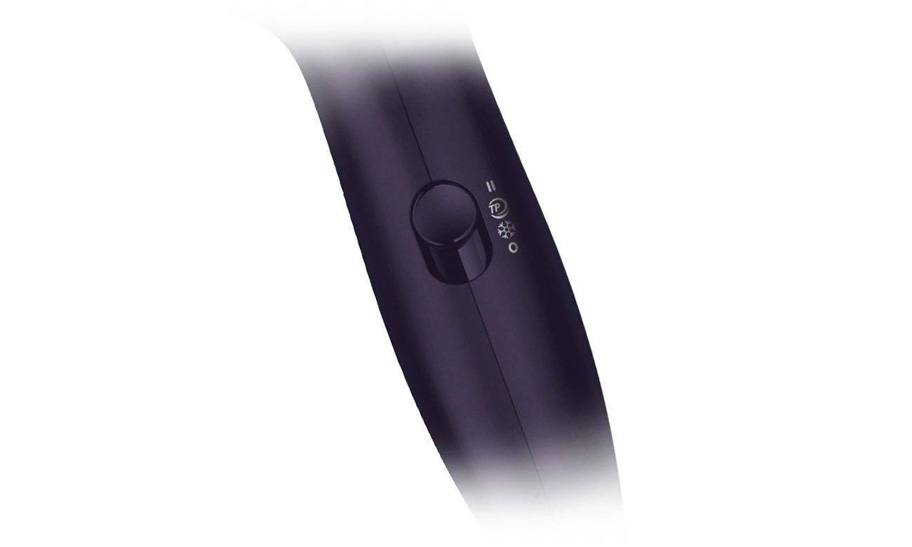 Suszarka do włosów Philips Essential Care BHD002/00 1600W fioletowa innowacyjne technologie essential care zimny nawiew