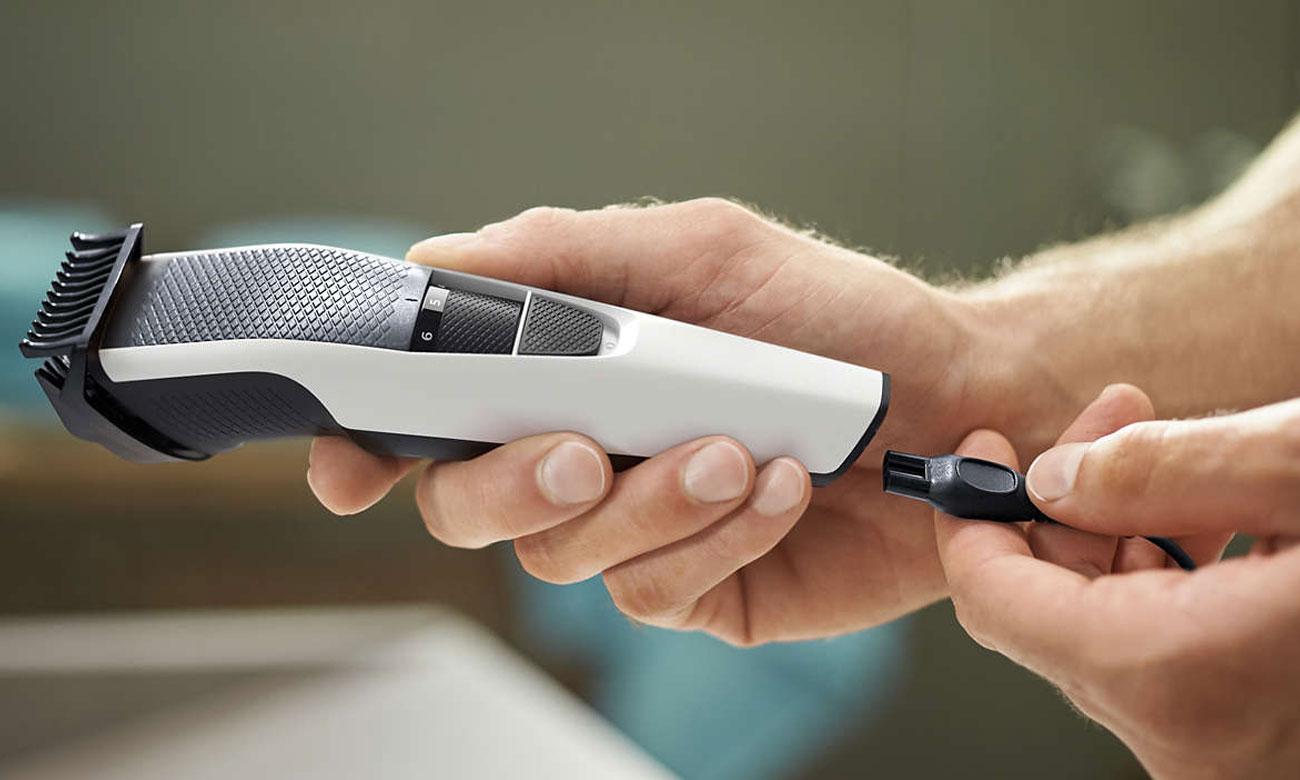 Trymer Philips BT3206/14 ma zasilanie akumulatorowe