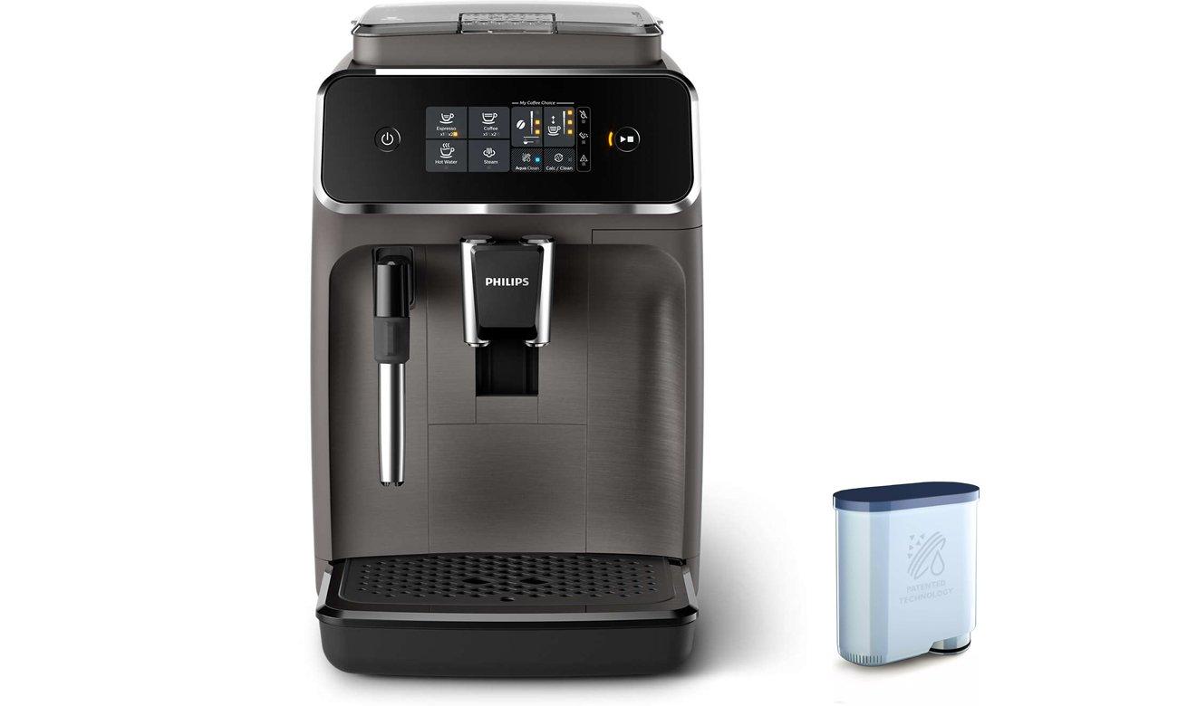 Filtr wody AquaClean w Philips EP2224/10