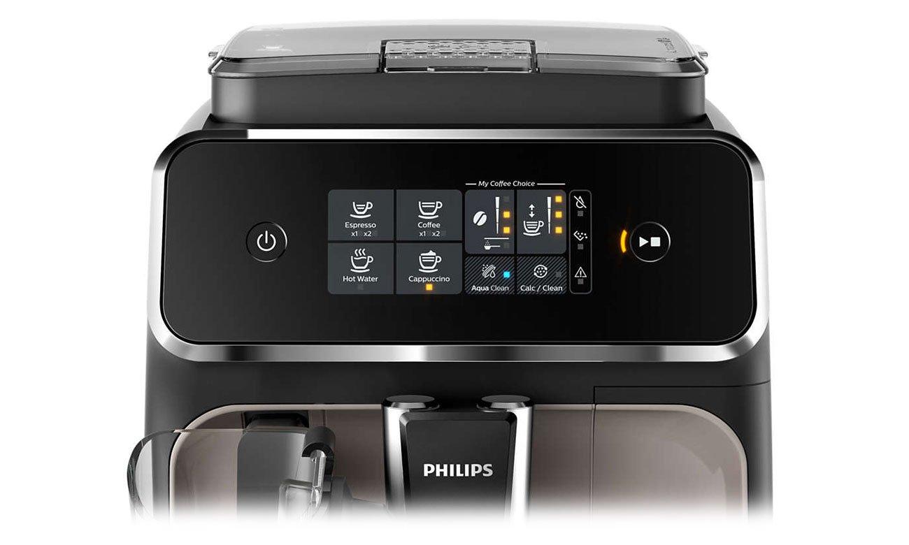 Автоматическая кофемашина Philips EP2235 / 40 с регулируемой мощностью и температурой кофе