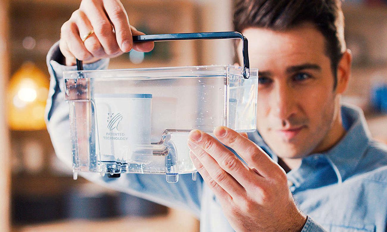 Filtr wody AquaClean w ekspresie Philips EP5333/10
