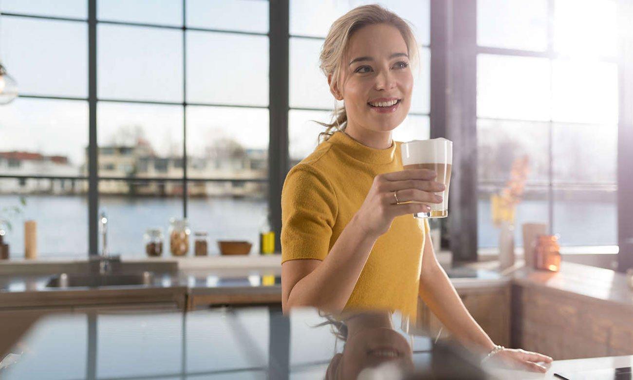 Ekspres do kawy Philips EP5340/10 z funkcją MEMO pamięci ustawień kawy