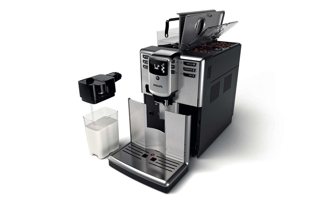Automatyczne czyszczenie w ekspresie do kawy Philips EP5361/10