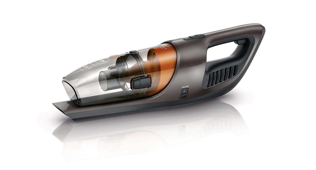 Philips PowerPro Duo 2в1 18В FC6168 / 01 пылесос