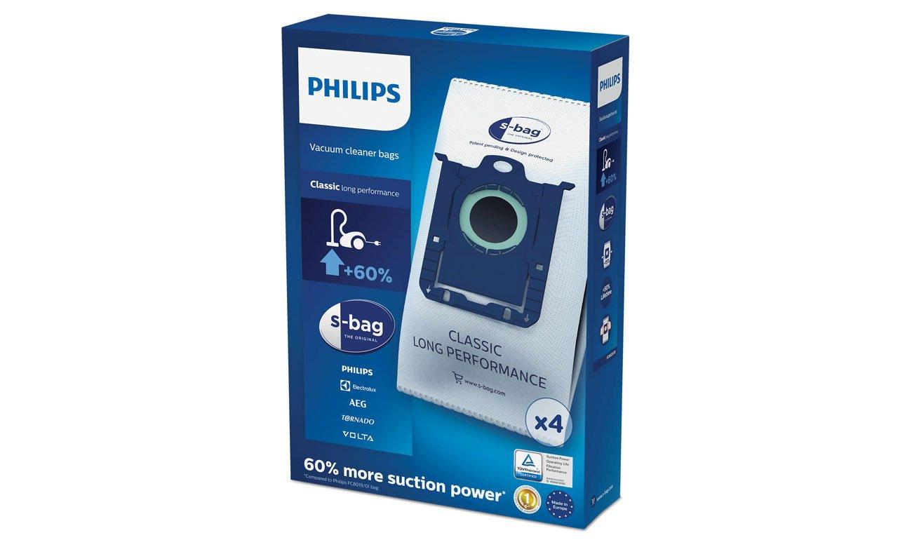 Philips Odkurzacz workowy PowerLife FC8245/09