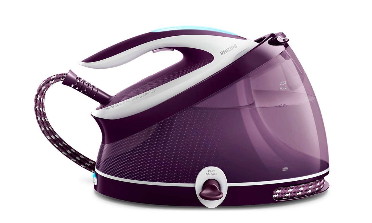 Generator pary Philips GC9325/30 PerfectCare Aqua Pro opinie